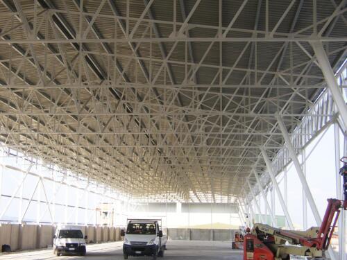 Struktureller Metalbau